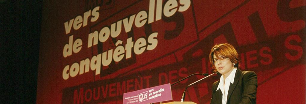mouvement jeunes socialistes